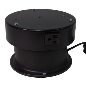 105E Motorized Turntables With Rotating Outlet