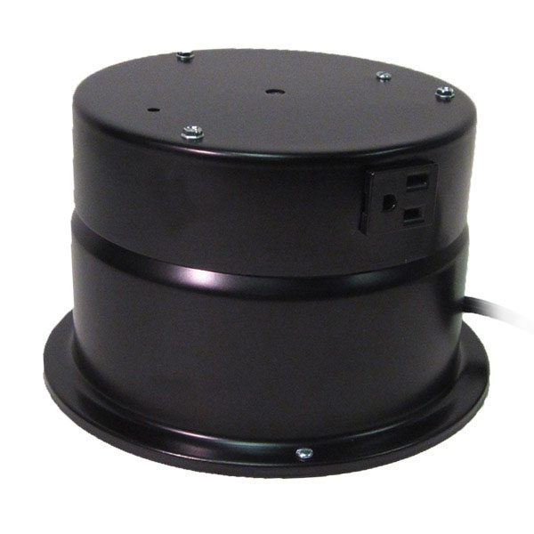 110E Motorized Turntables With Rotating Outlet