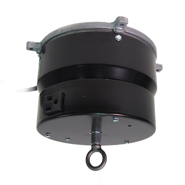 120E Motorized Turntables With Rotating Outlet
