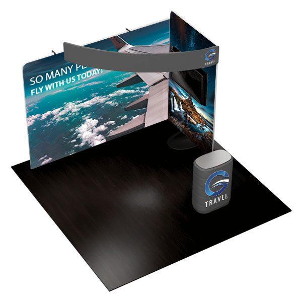 Calypso 10' Waveline Booth Kit