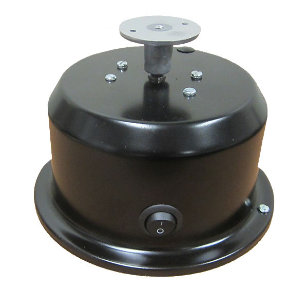 MB-105 Motorized Battery Powered Turntable