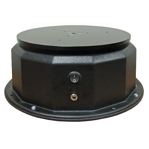 MB-200B Motorized Battery Powered Turntable
