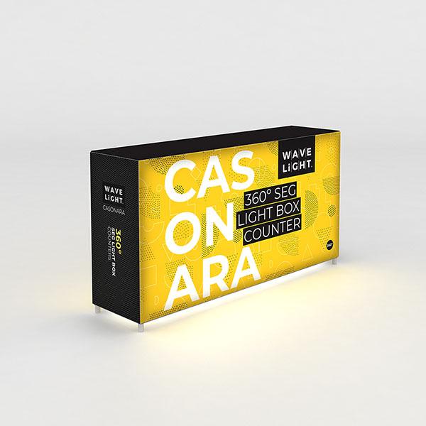Wavelight Casonara SEG Light Counter Display - 200M