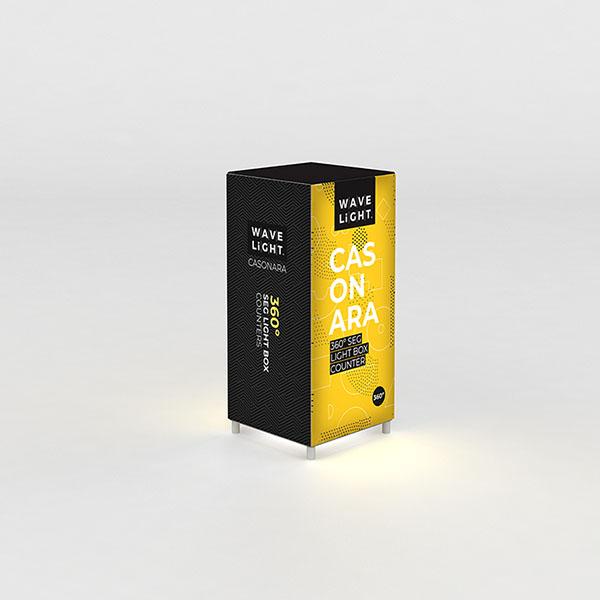 Wavelight Casonara SEG Light Counter Display - 50M