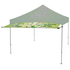 10ft standard tent awning kit