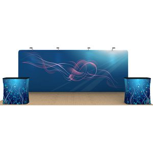 20ft straight waveline displays kit