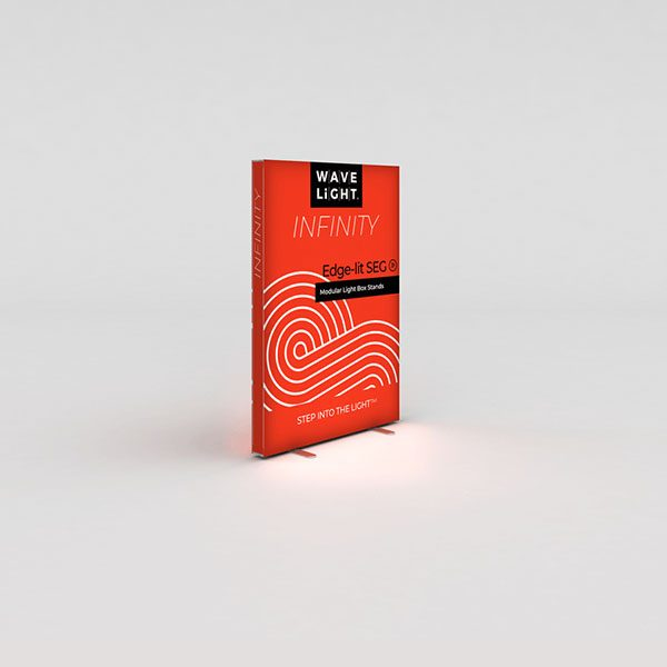 Wavelight Inifnity SEG Light Box Stand - 4.5Ft