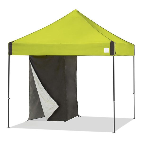 Black Color Square Style Hang Space For Canopies