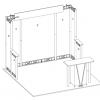 Hyperlite Hybrid Truss Extrusion Display System - 10 x 10 SQ
