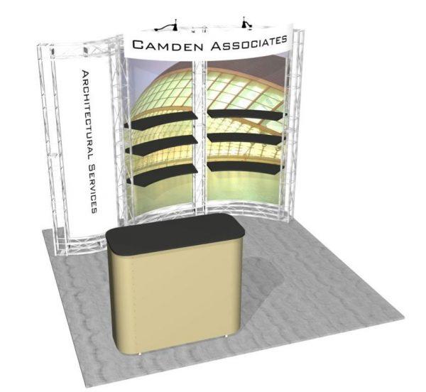 EZ-6 Eastridge Kit for 10x10 Booths