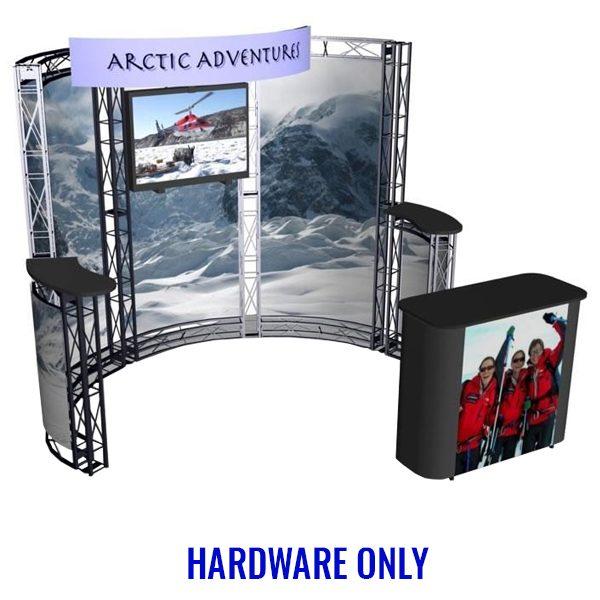 EZ-6 Tahoe Kit Hardware Only