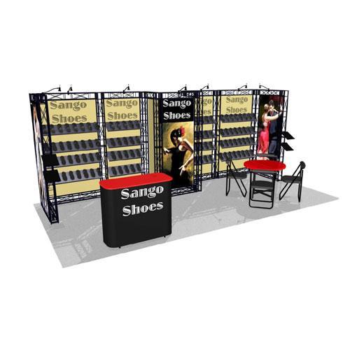Monterey EZ-6 Truss Kit for 10x20 Booths