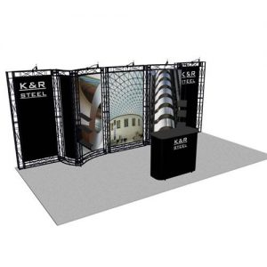 Potrero EZ-6 Truss Kit for 10x20 Booths