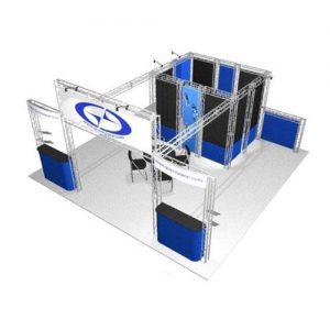 Filmore 20x20 Booths Kit