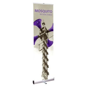 Mosquito 600 Retractable Banner Stand