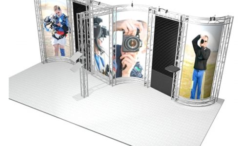 Napa EZ-6 Truss Kit for 10x20 Booths