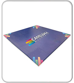 GraFx Interlocking Full Color Tiles
