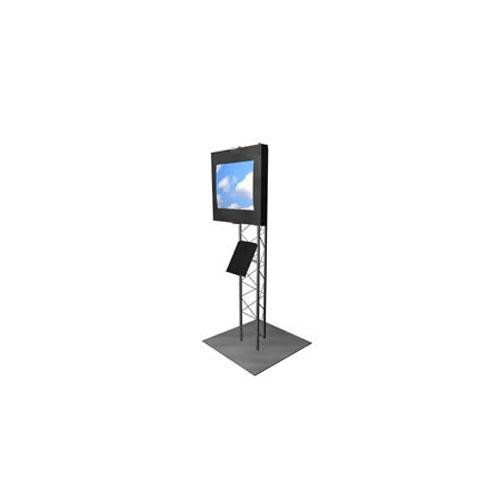 Truss Monitor Literature Holder