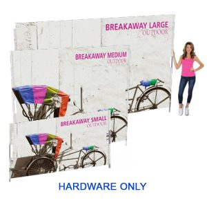 Breakaway Banners Hardware Only