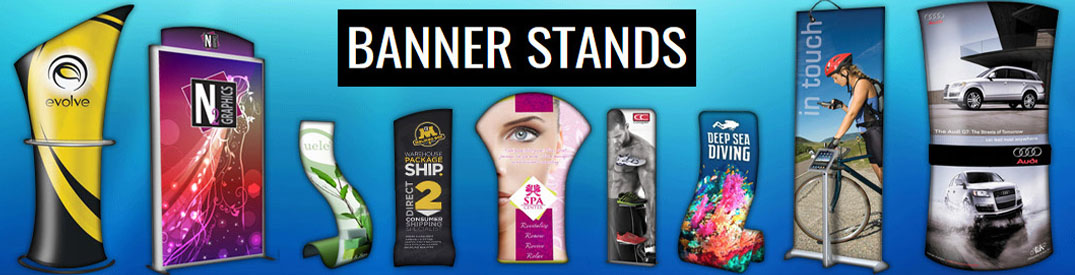 Banner Stands Kit