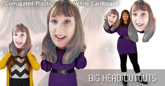 Big Head Cutout Specials