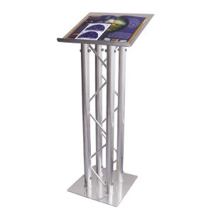 Collapsible Truss Lectern