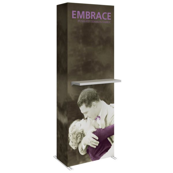 Embrace Tension Fabric Display Shelf Kit