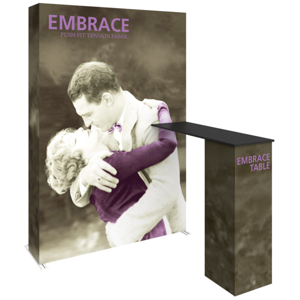Embrace Tension Fabric Display Table Kit
