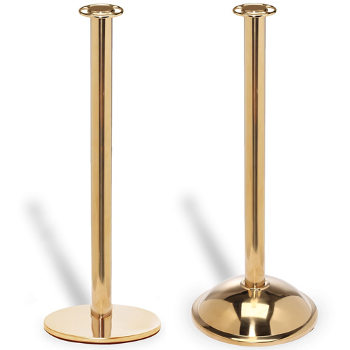 flat top stanchions