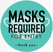 Mask Required 2