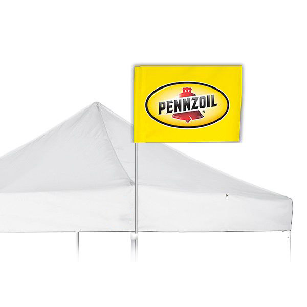 EZ Up Proflag Corner - Tent And Canopies Accessory
