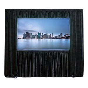 Projection Screen Drape Kit