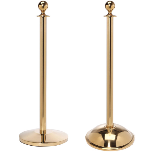 Rope Master Ball Top Stanchions