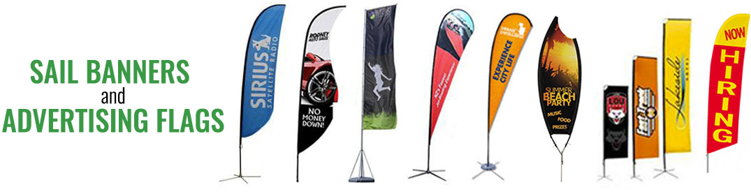 Sail Banners & Custom Banners Kit