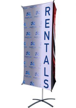 Trinity Banner Display Kit
