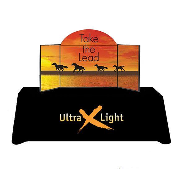 Ultralight X18 Tabletop Display Kit