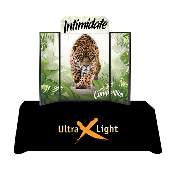 Ultralight X32 Tabletop Display Kit