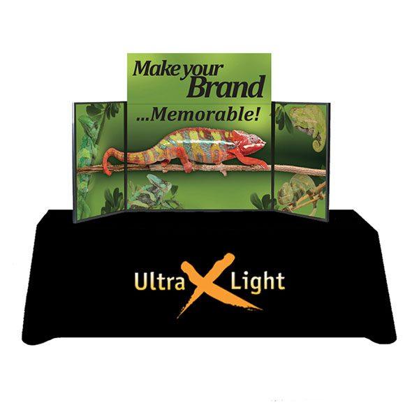 Ultralight XP Briefcase Display Kit