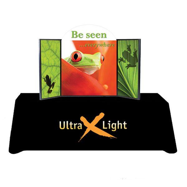 Ultralight XX Briefcase Display Kit