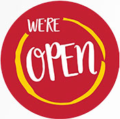 We Are Open 1