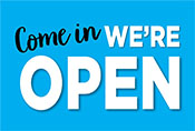 We Are Open 5